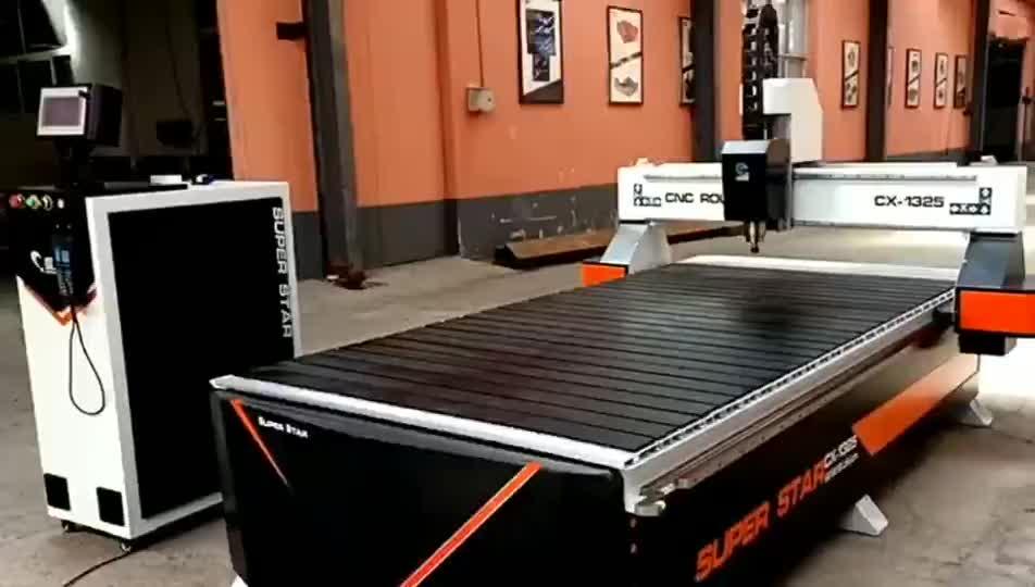 Multipurpose houtbewerking machine prijs 1325 cnc router cnc hout router