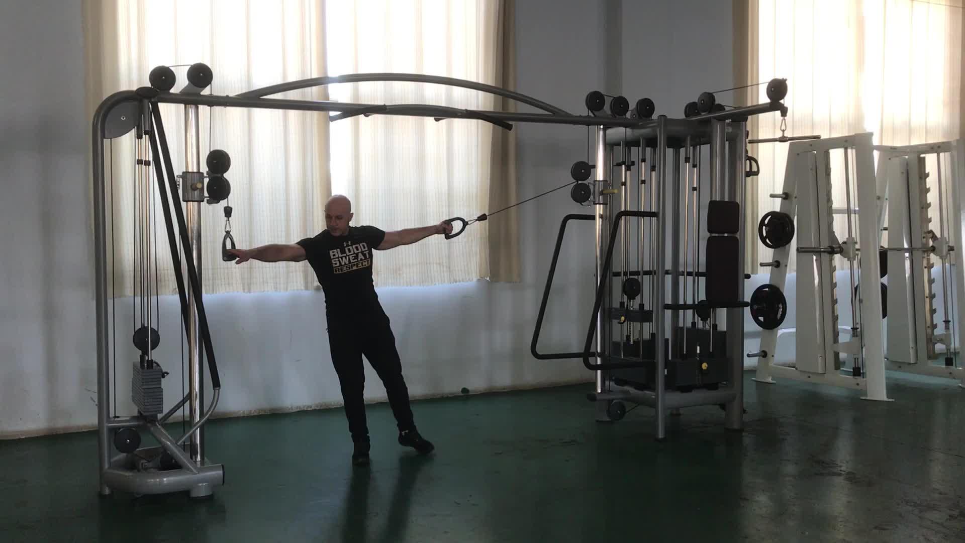 multi-function smith machine / home fitness equipment