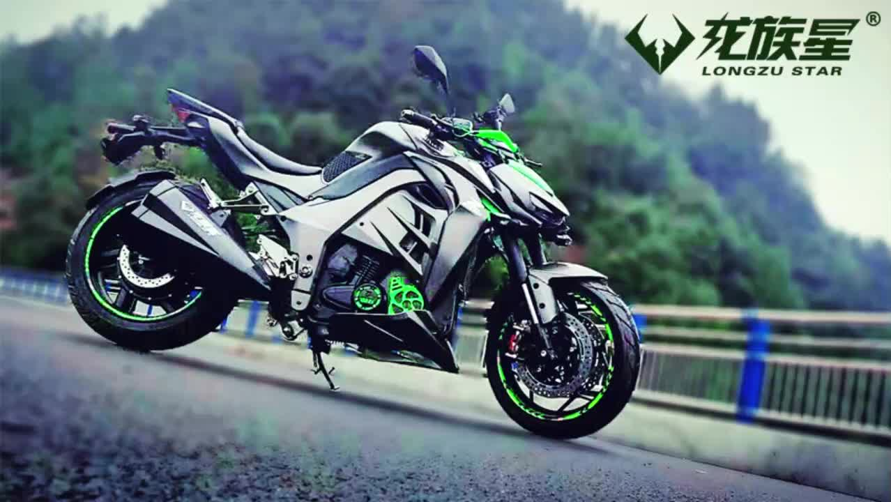 2020 Wholesale Chinese cheap electric moto motorcycle bike 3000W bike with high speed for adult
