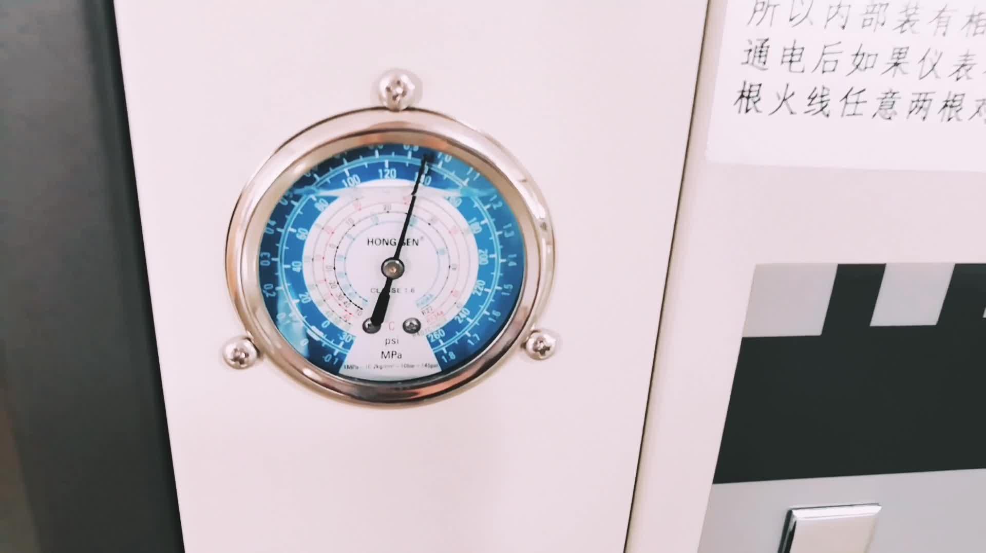 Linbel In Laboratorio La Circolazione Termostato Per Il Riscaldamento E il Raffreddamento-30 Gradi a 200 Gradi