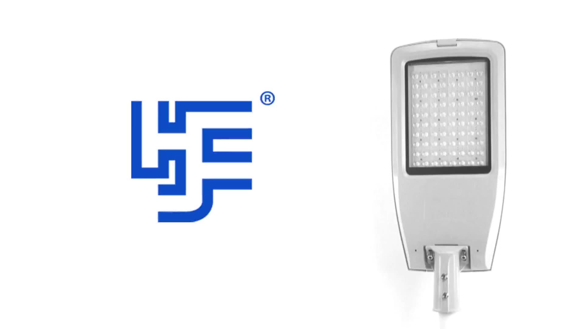 Ip67 Waterdichte Outdoor Spuitgieten Aluminium Behuizing Gehard Glas Smd Goede Prijs Voor Straatverlichting Led Licht