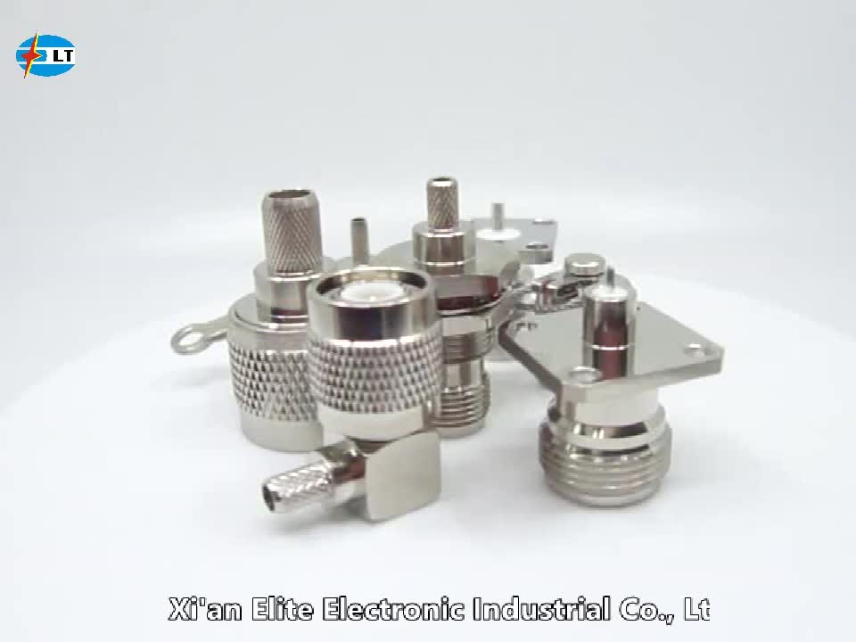High Quality BNC RF Coaxial Connector for Communication System