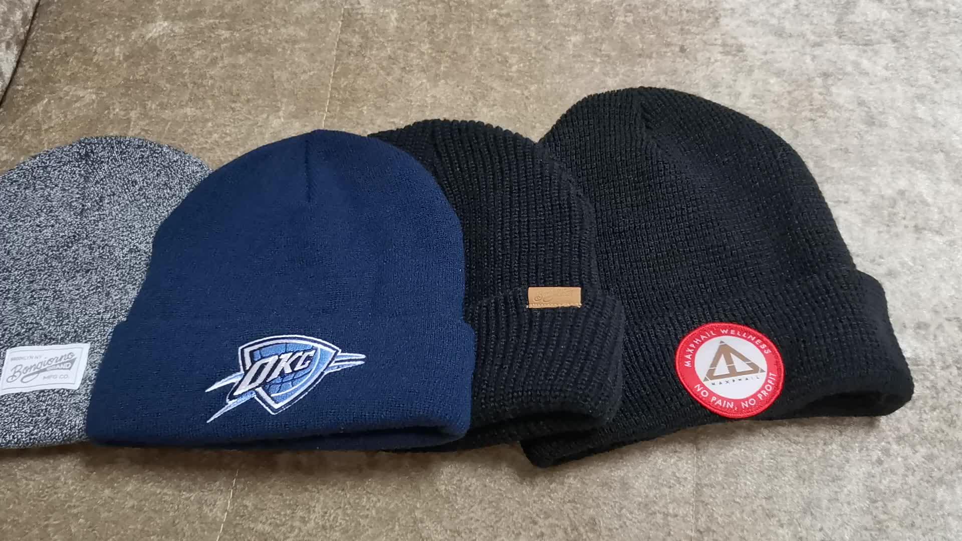 屋外冬フルフェイスマスクスキーニット帽子カスタムの冬の帽子スキーマスク