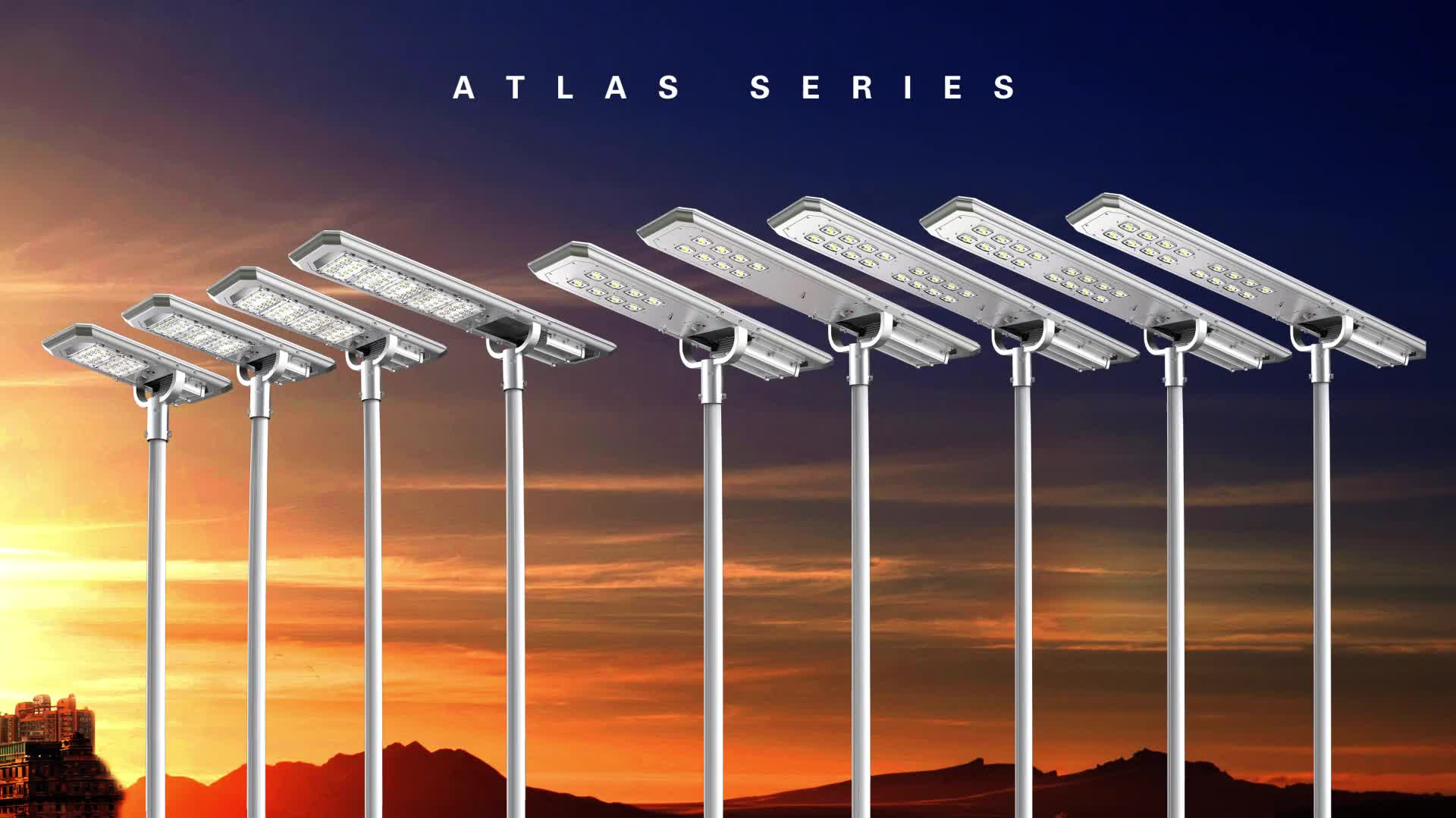 Factory Bis Certified Led Lights Solar Street Light With