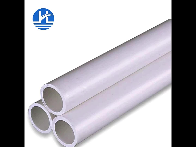 Große durchmesser 315mm 355mm 400mm 450mm UPVC PVC Unterirdischen Wasser Versorgung Kunststoff Rohr