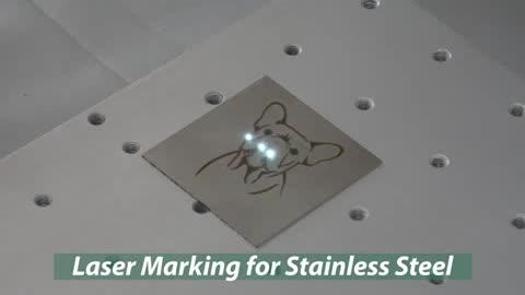 Greatest Handheld Fiber Laser marking machine Portable Laser Marker Machine 20W MAX laser