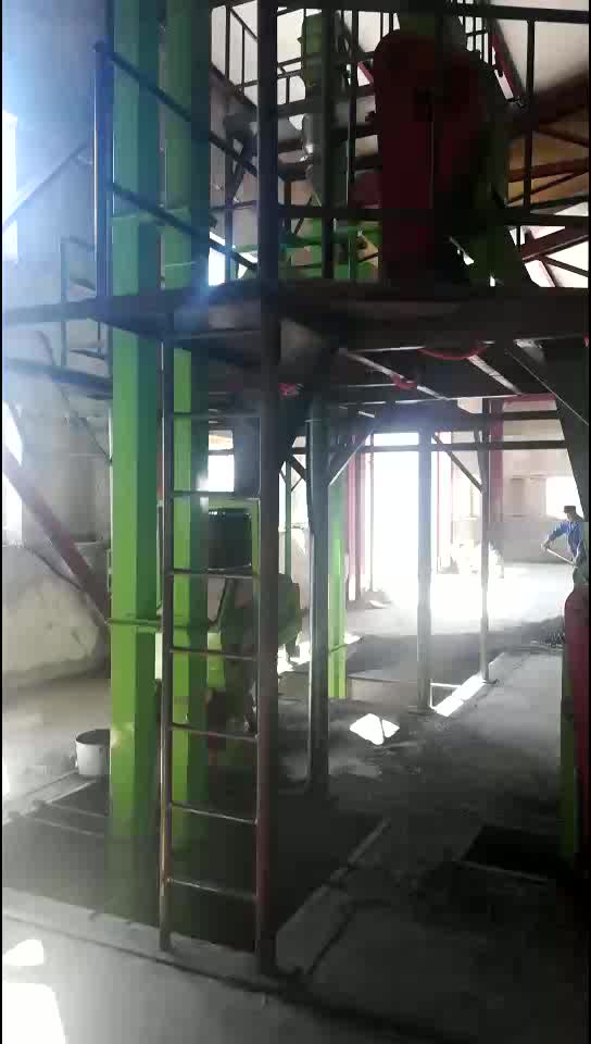 10-500 TPD Crude Soybean Oil Process Plant and refining plant
