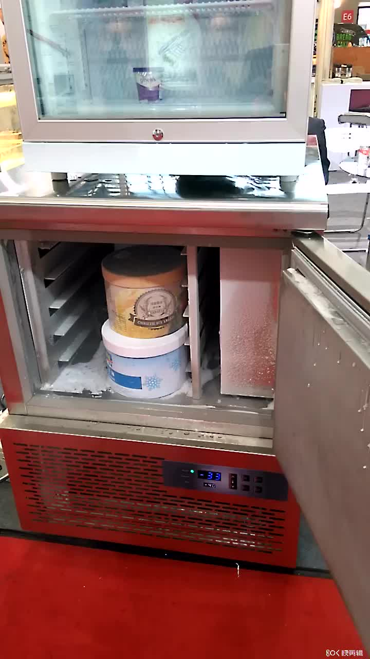 Double Doors High Quality Upright Refrigerator Freezer In 2018 Hot Selling