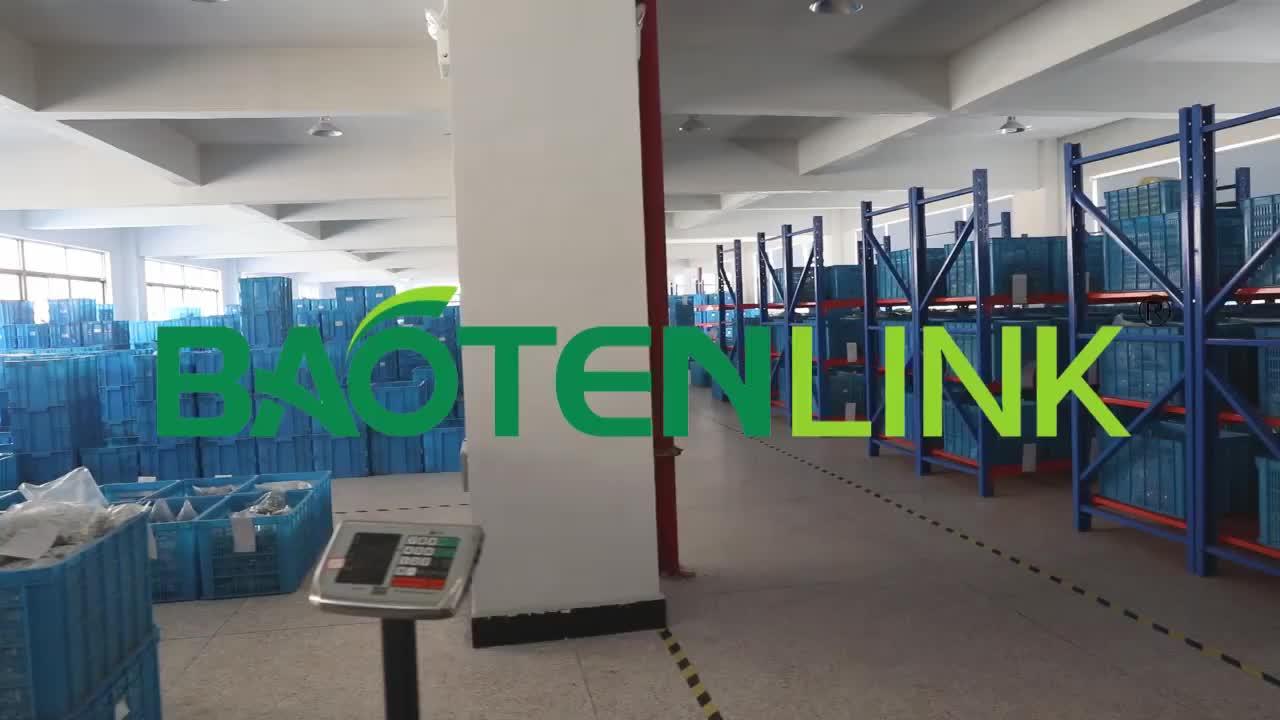 BAOTENG T2-Pre-insulating नायलॉन तांबा केबल पीछे पीछे फिरना समेटना अछूता एसवी कुदाल समेटना टर्मिनल
