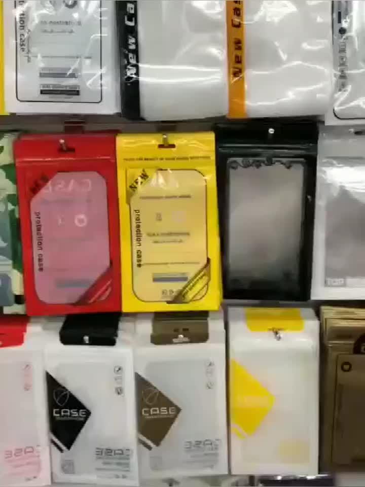 Universal โทรศัพท์กรณีซิปล็อคแพคเกจกระเป๋าพลาสติกซิปกระเป๋าสำหรับโทรศัพท์กรณี