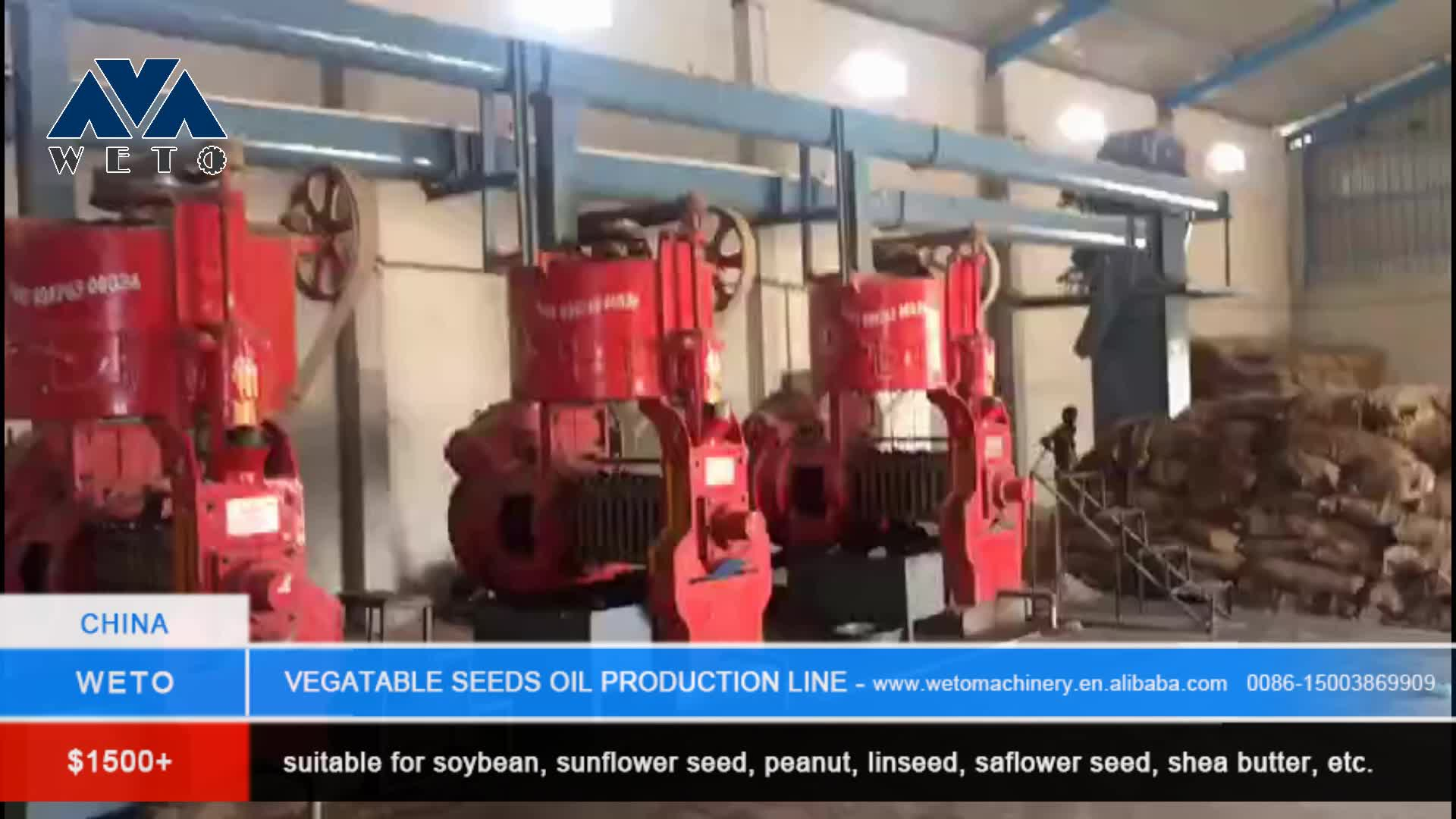 Promotional price vegetable olive processing plant machinery oil extraction machine