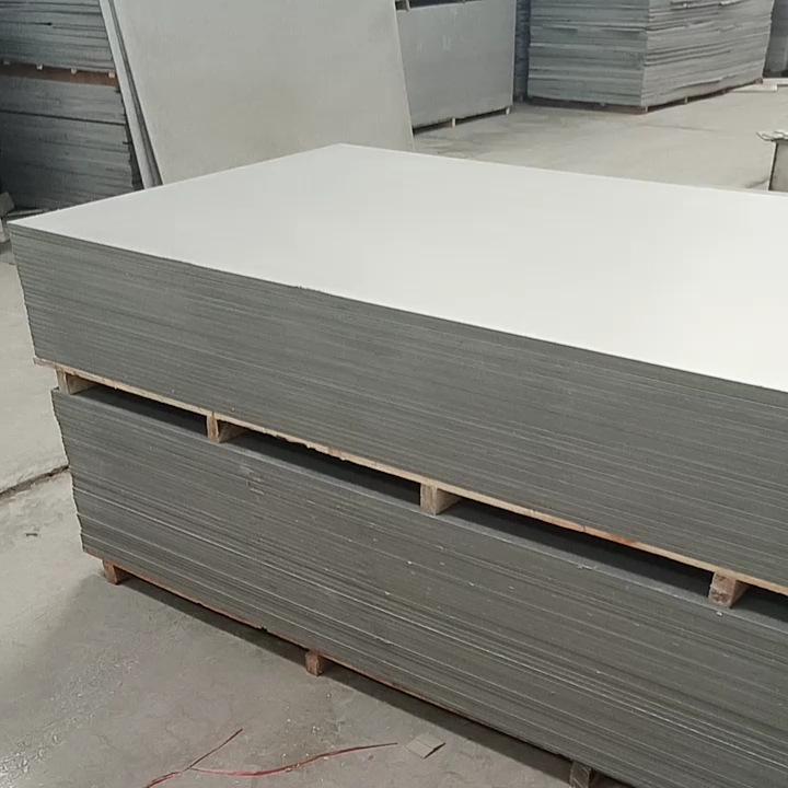 Light and High Strength fiber cement Wall Partition Board