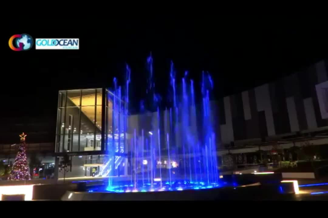 FREE DESIGN Outdoor ODM water program control dancing musical fountain