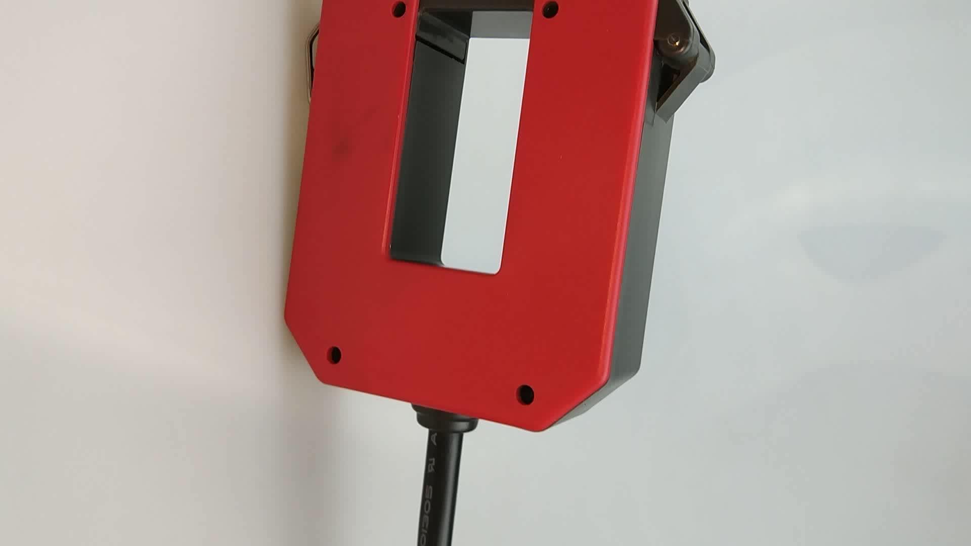 Transformador de potencia de transformador de corriente de apertura de núcleo dividido de precisión de clase 0,5 CT