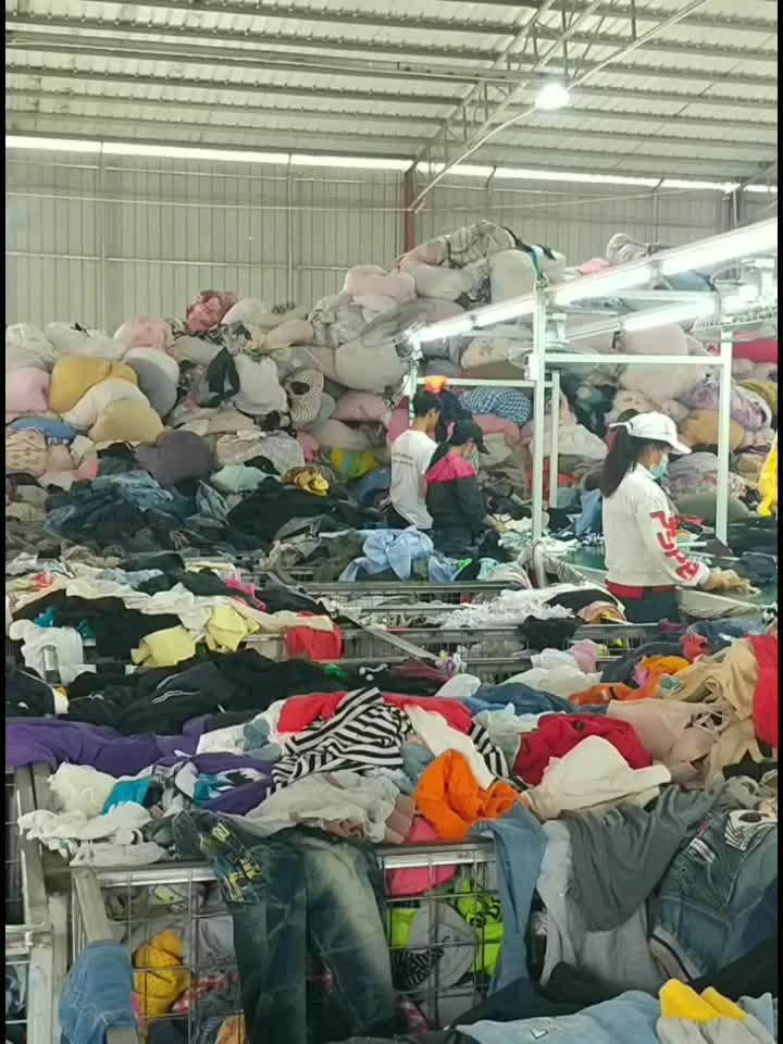 ملابس أوكاي أوكاي بسعر الجملة ملابس بالات مستعملة