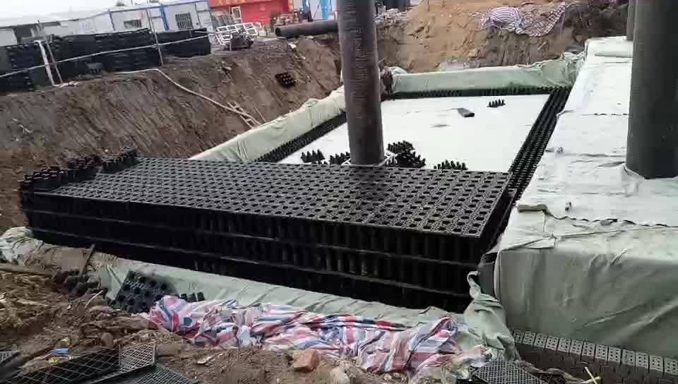 2019 Regen Collection module voor ondergrondse water filter systeem