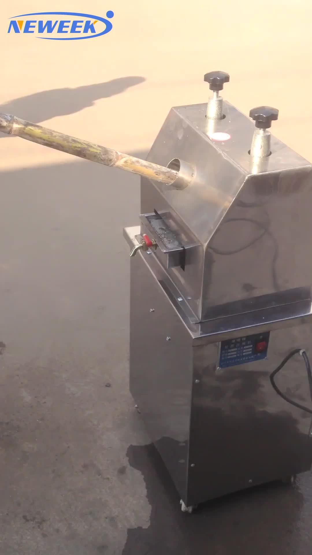 Neweek sugar cane juicer/sugarcane juicer machine/sugar cane juice machine