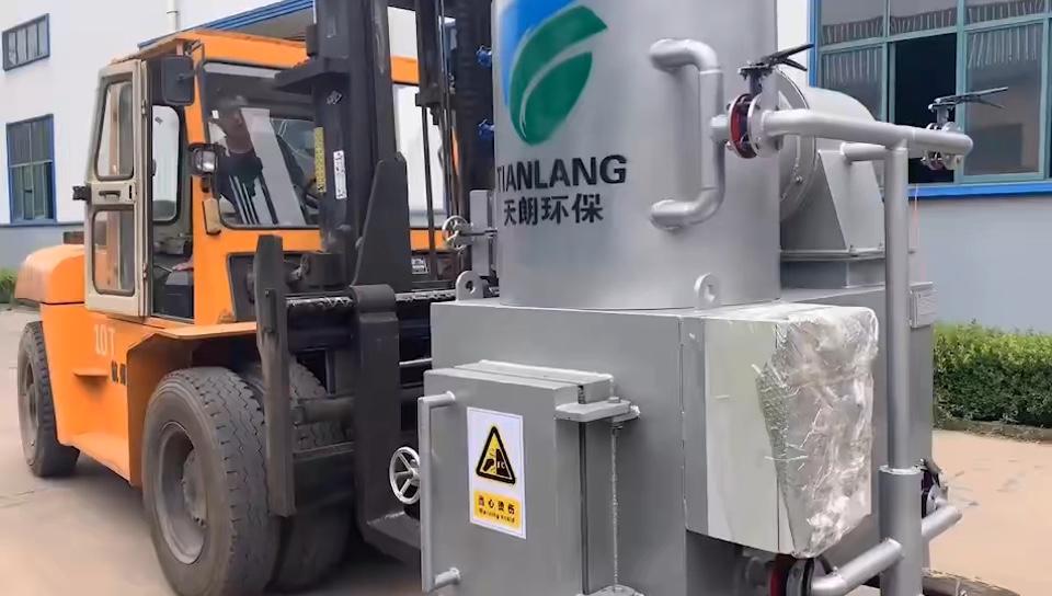 Smokeless hospital Garbage Incinerator manufacturer of medical waste incinerator