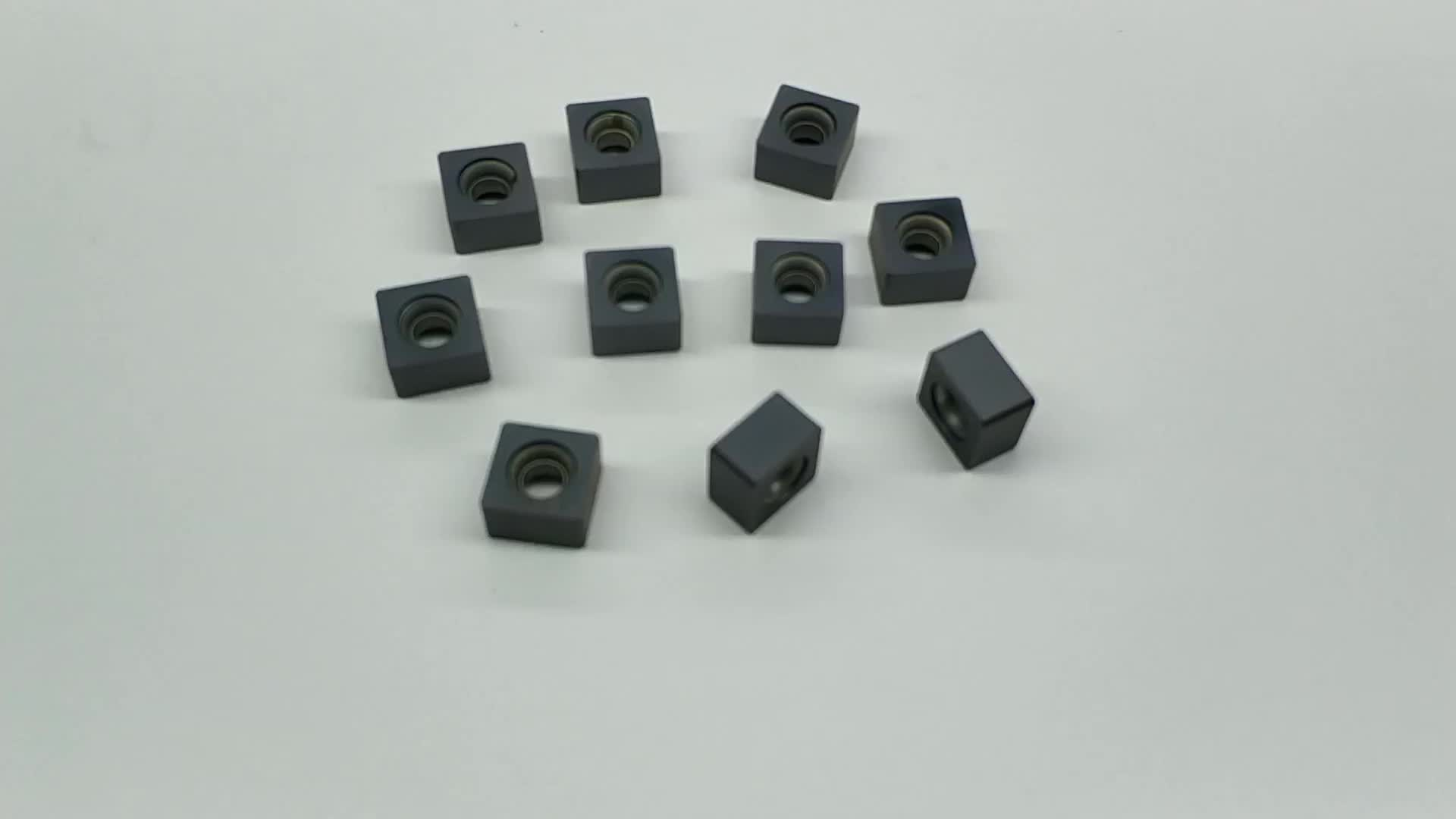 hardmetall cemented carbide inserts
