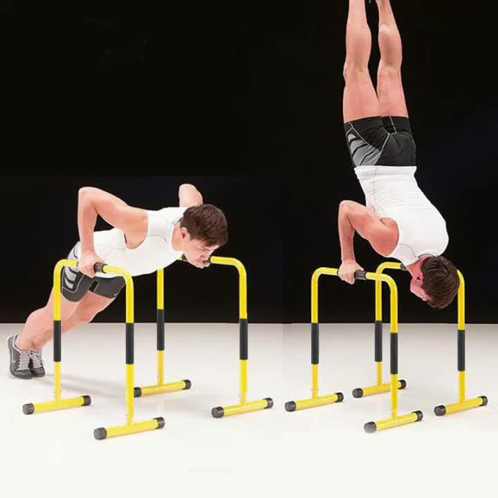 Профессиональная гимнастика портативный параллельный dip push up бары