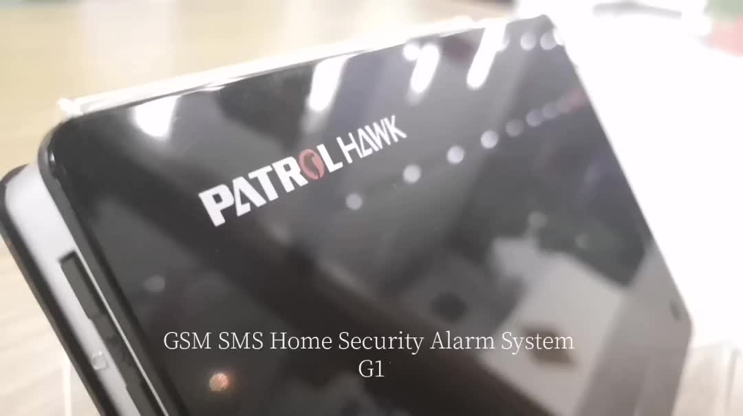 Surprise New model-GSM wireless home security alarm system with competitive price