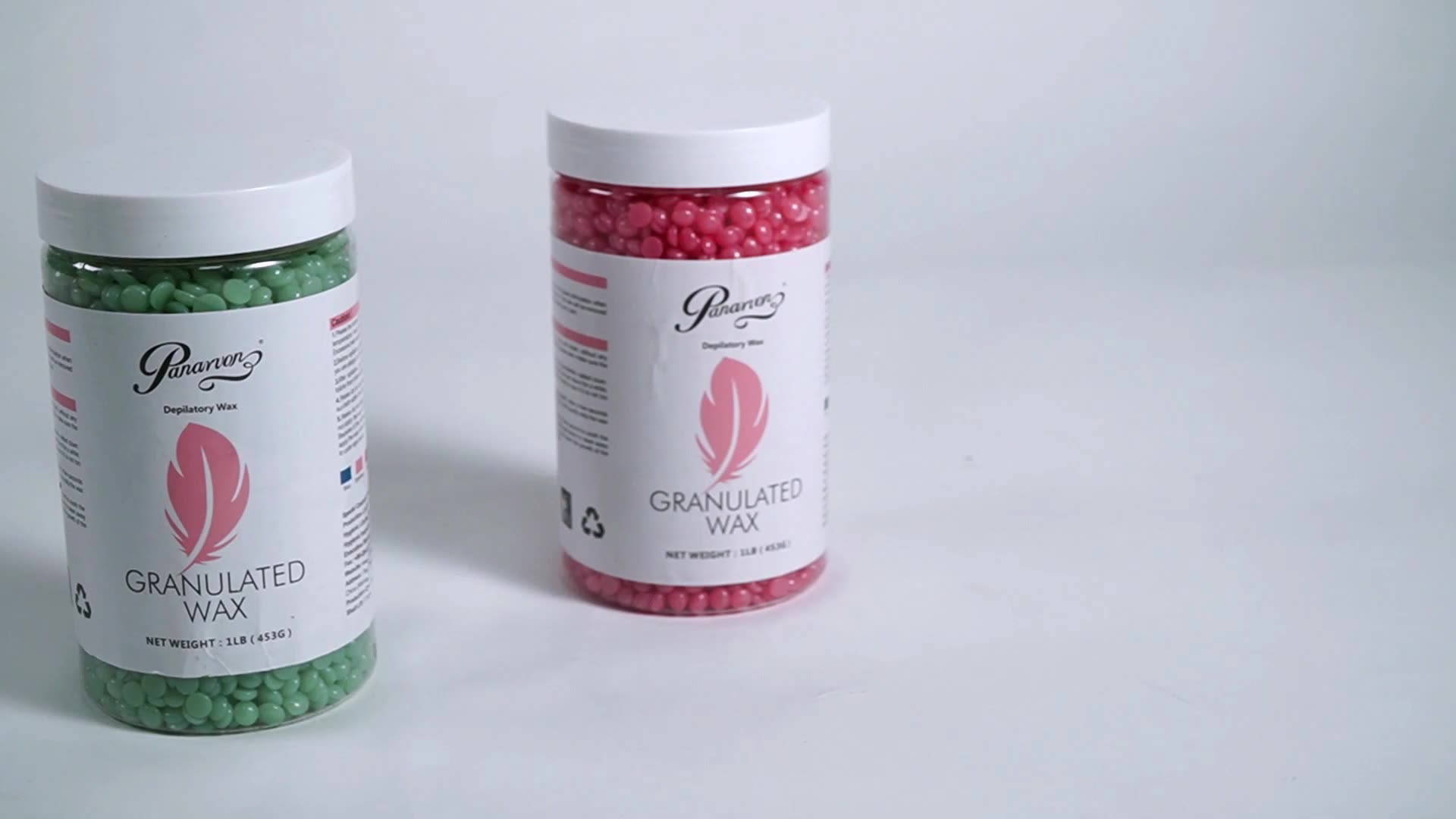 Hair Removal Wax Beads for Whole Body European Formula