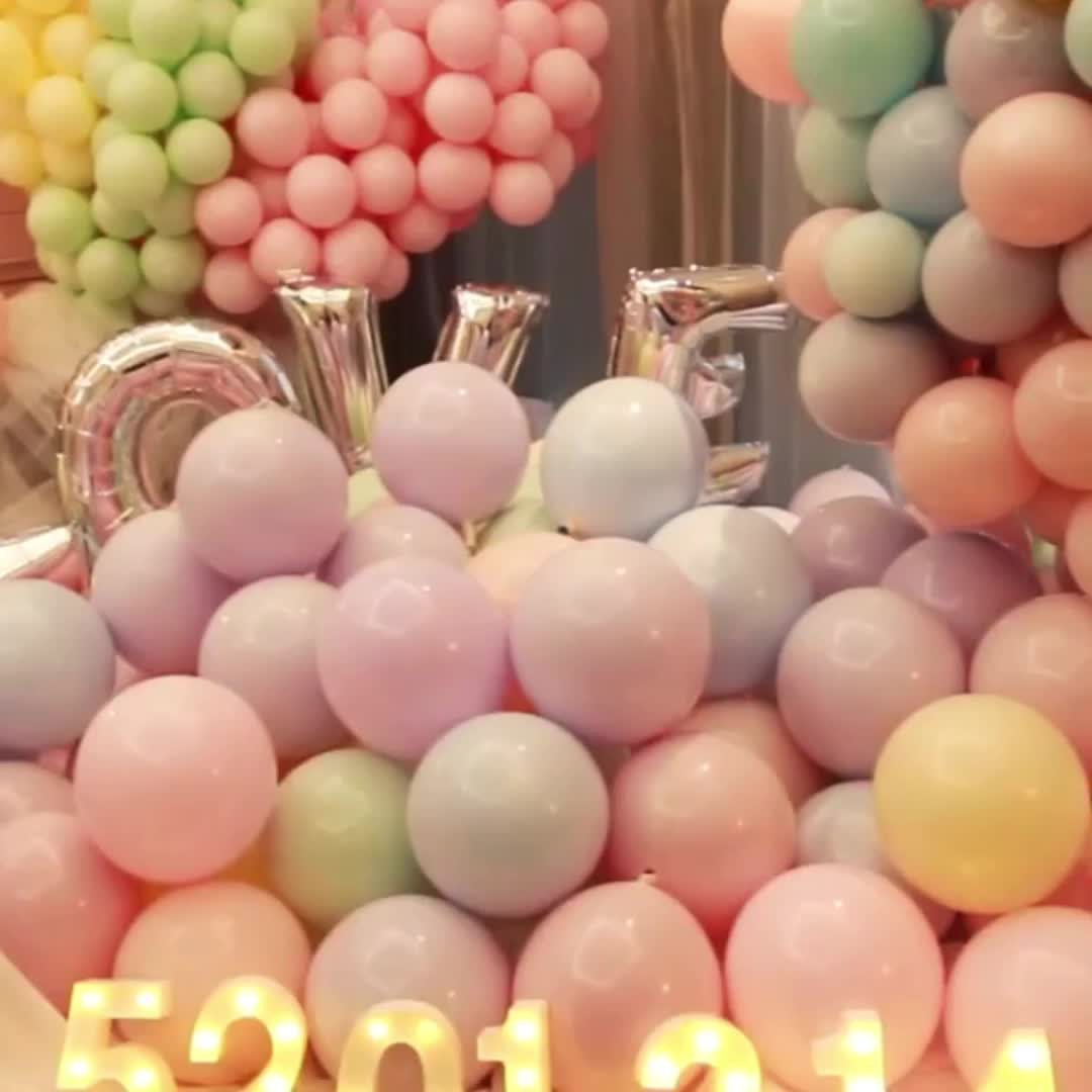 Factory outlets cheap high quality 12 inch macaron latex balloon for party,wedding,birthday,festival and more balloon decoration
