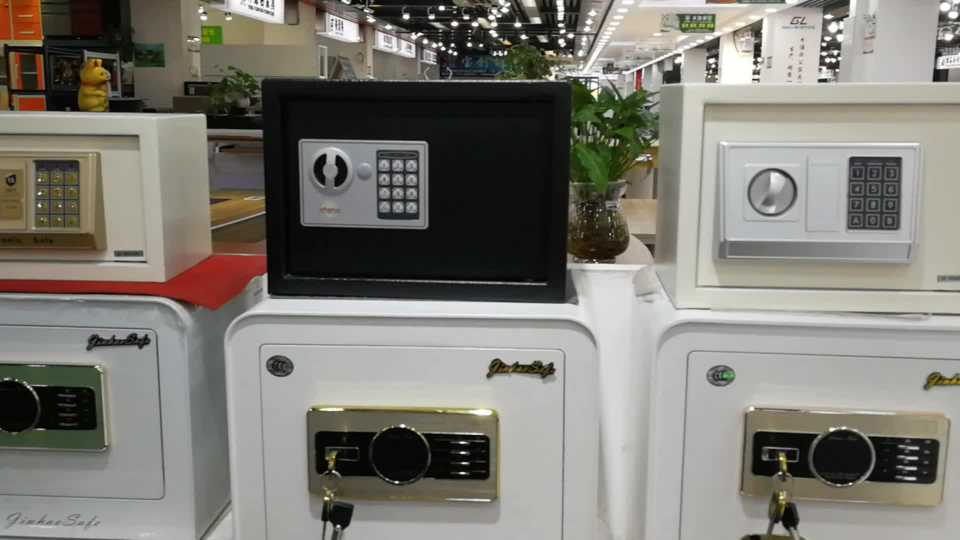 new smart metal digital password hotel safe box