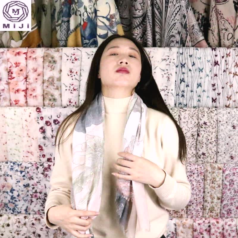 Lightweight scarves for summer lady leisure women scarf