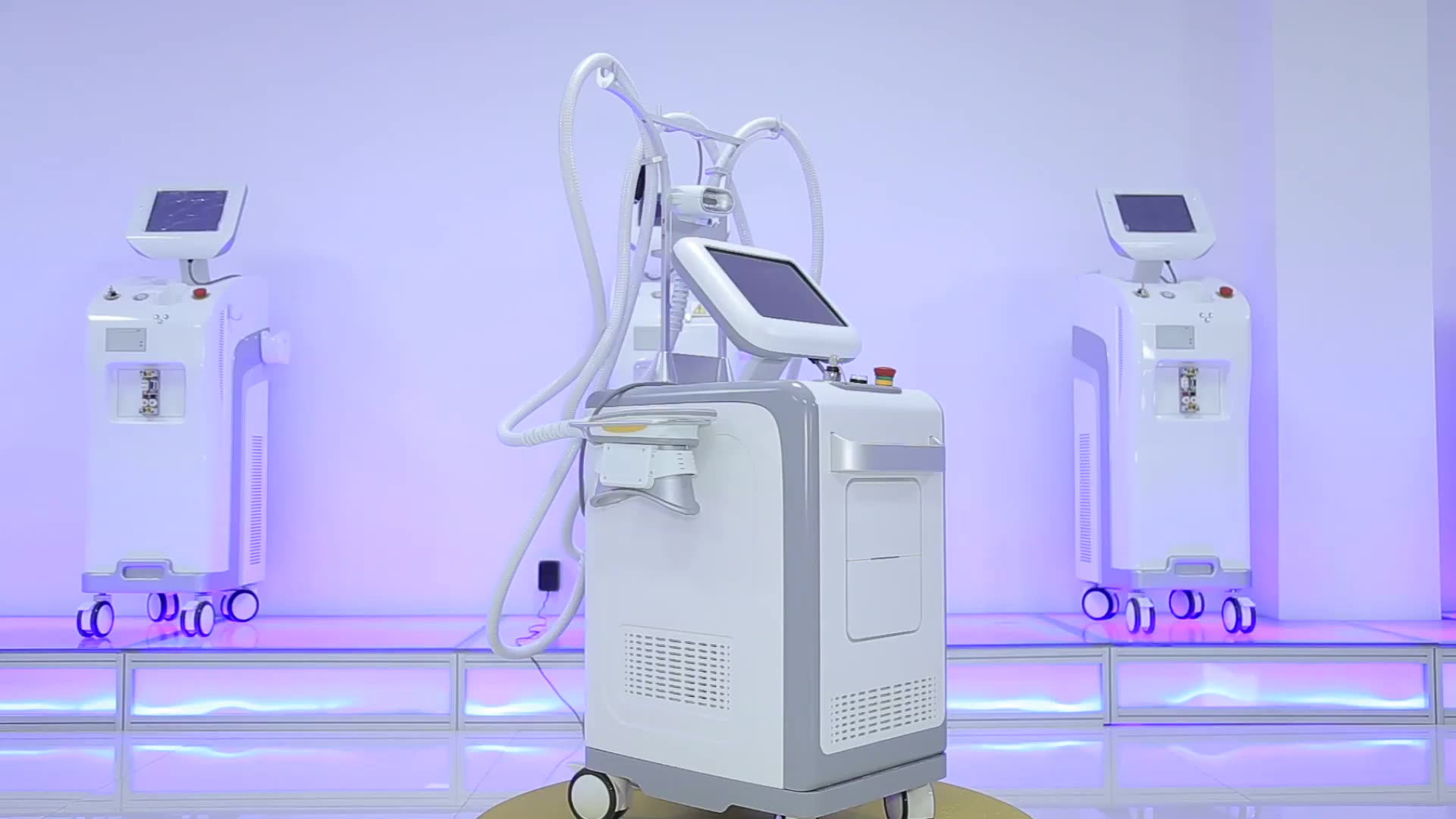 CE approved Vacuum Cool Tech Fat Freezing Cryo Machine Cooling Slimming Body
