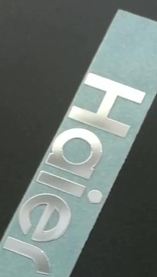 Özel kesim Kesim Altın Gümüş Nikel Etiket Metal logo etiketi Baskı Tüm Renk
