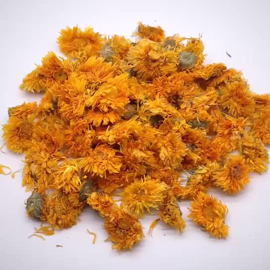 Dried Marigold Petals Calendula Flower Marigold Flower