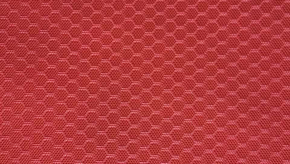 polyester warp knitted 3D air spacer mesh fabric sandwich mesh fabric  for sport shoes mattress car seat