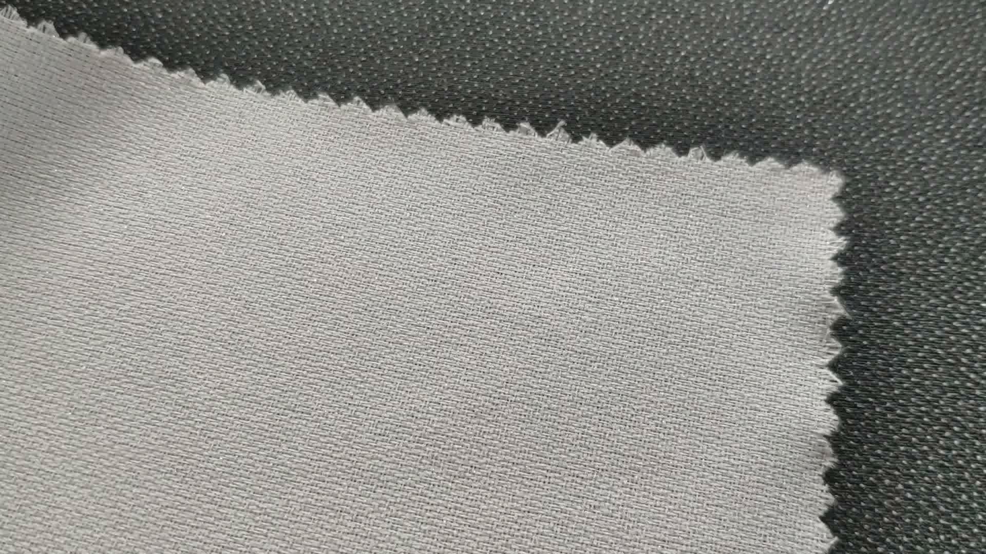 Превосходное качество PA microdot фьюзинг клей одежды changxing interlining поставщик