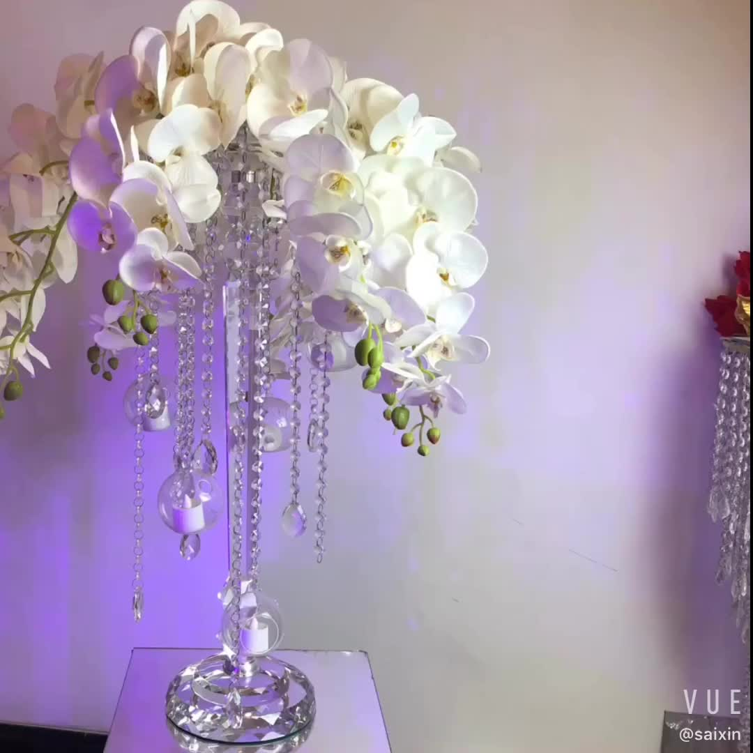 ZT-203 Beautiful wedding decoration flower arrangement stands