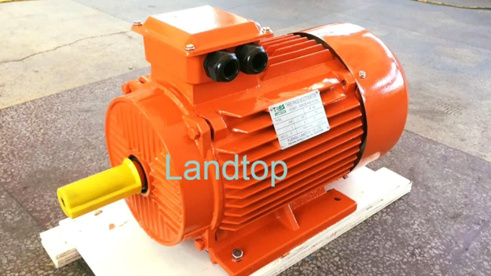 Tops Yc/Ycl Serie Heavy Duty Eenfase Ac Motor 220V Inductie Elektrische Motor Watt