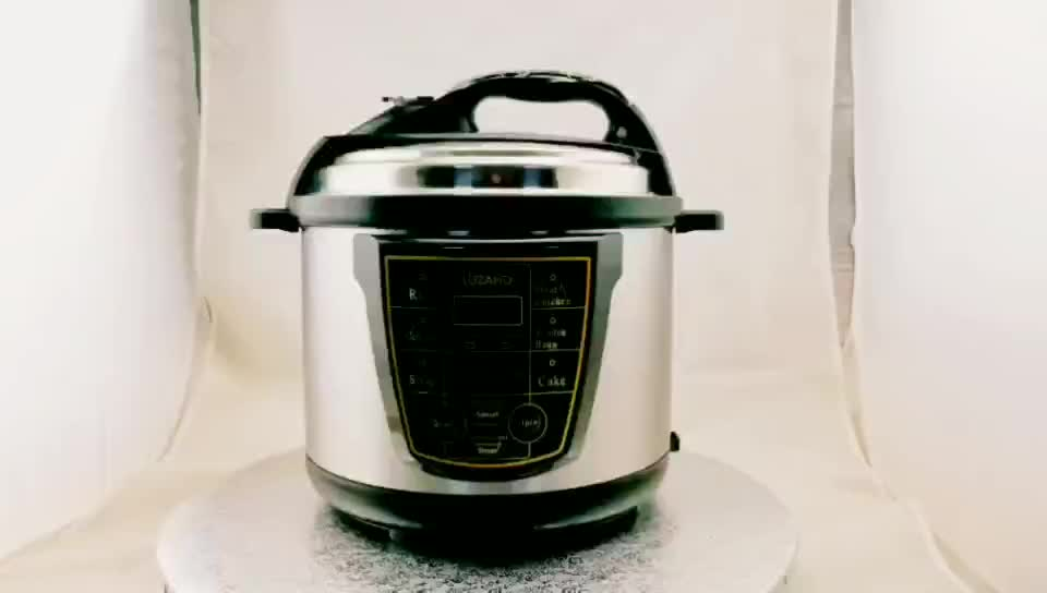 national automatic digital commercial electric pressure cooker