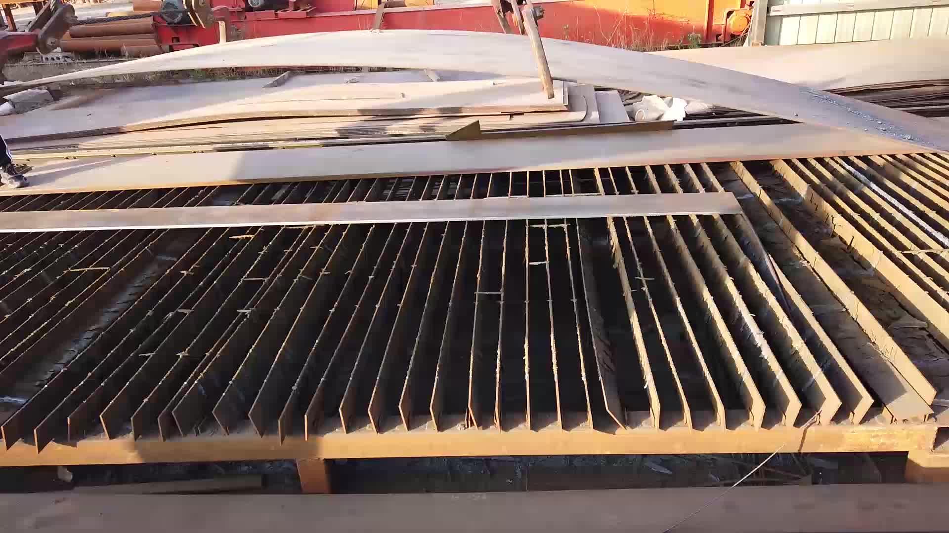 Q235 Laminé À Froid/laminé à Chaud résistant à l'usure carbone premier Fer et acier plaque/feuille