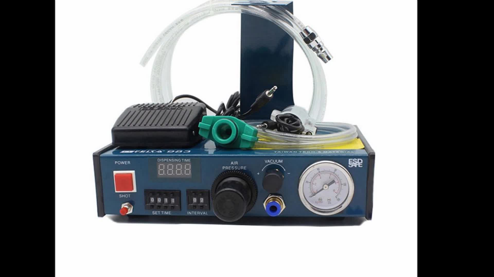 FEITA 983 Silicone Epoxy Resin Liquid Auto Glue Dispenser Fluid Paste Dispensing Machine
