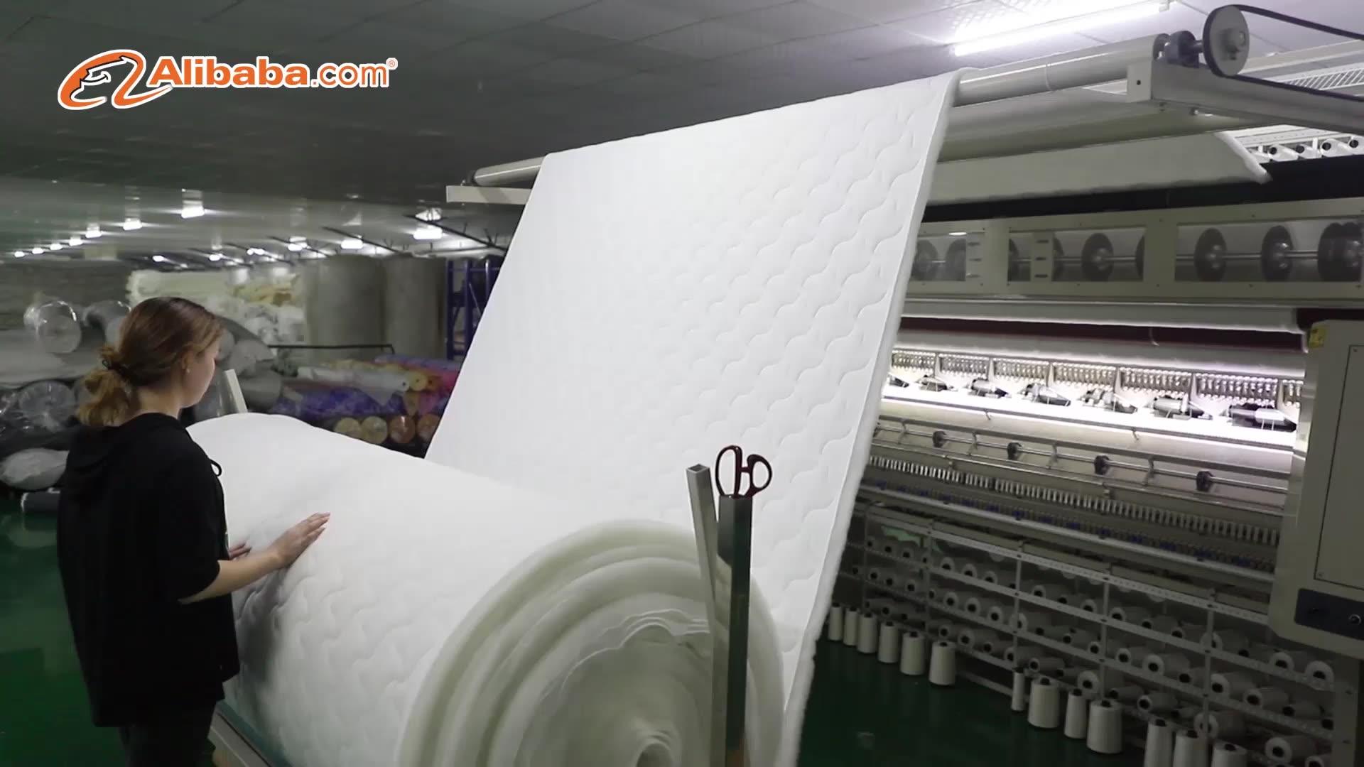 Экономичная кровать king size для сна в отеле, используется одиночный пружинный матрас из пены с памятью