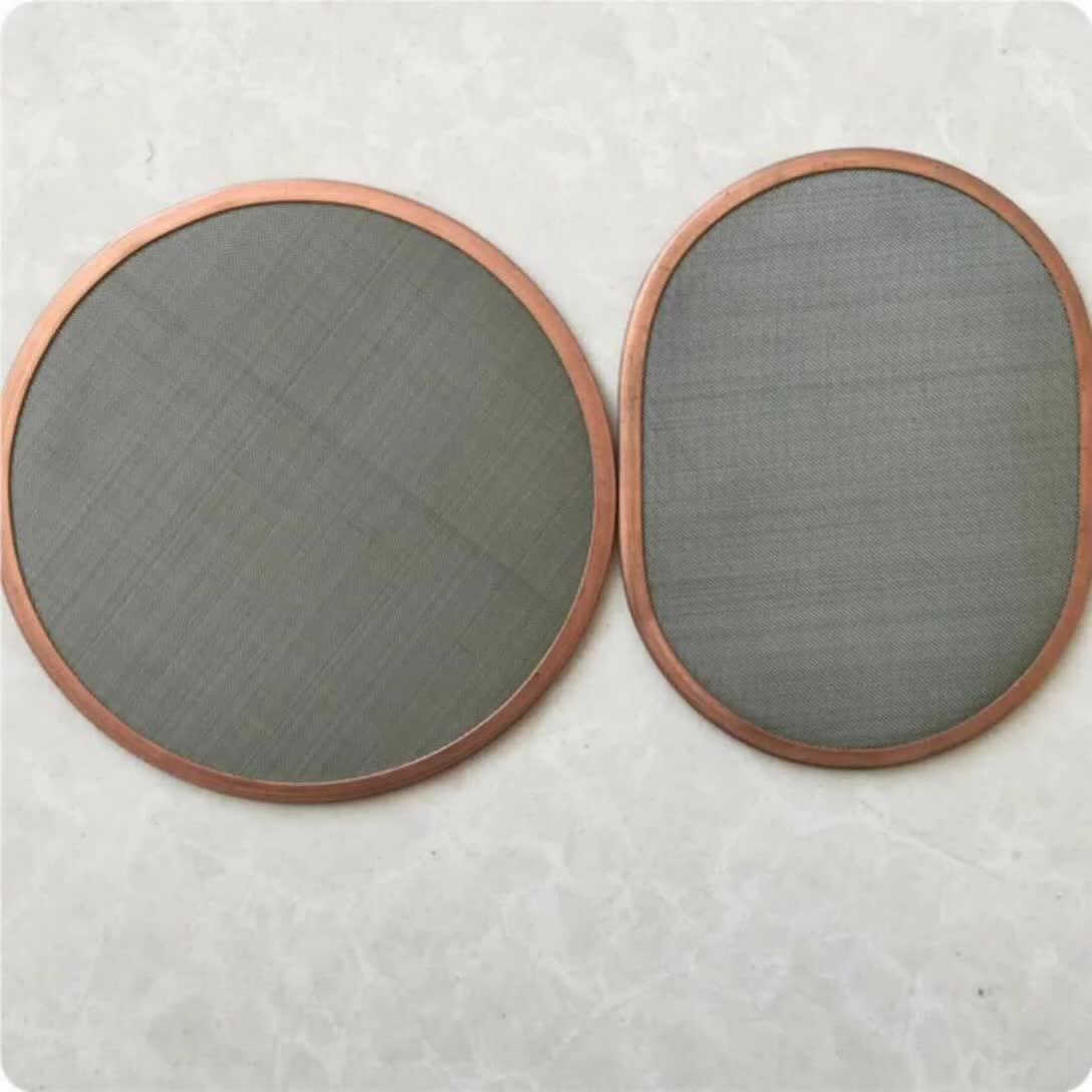 Stainless steel 10 micron filter cloth 5 micron
