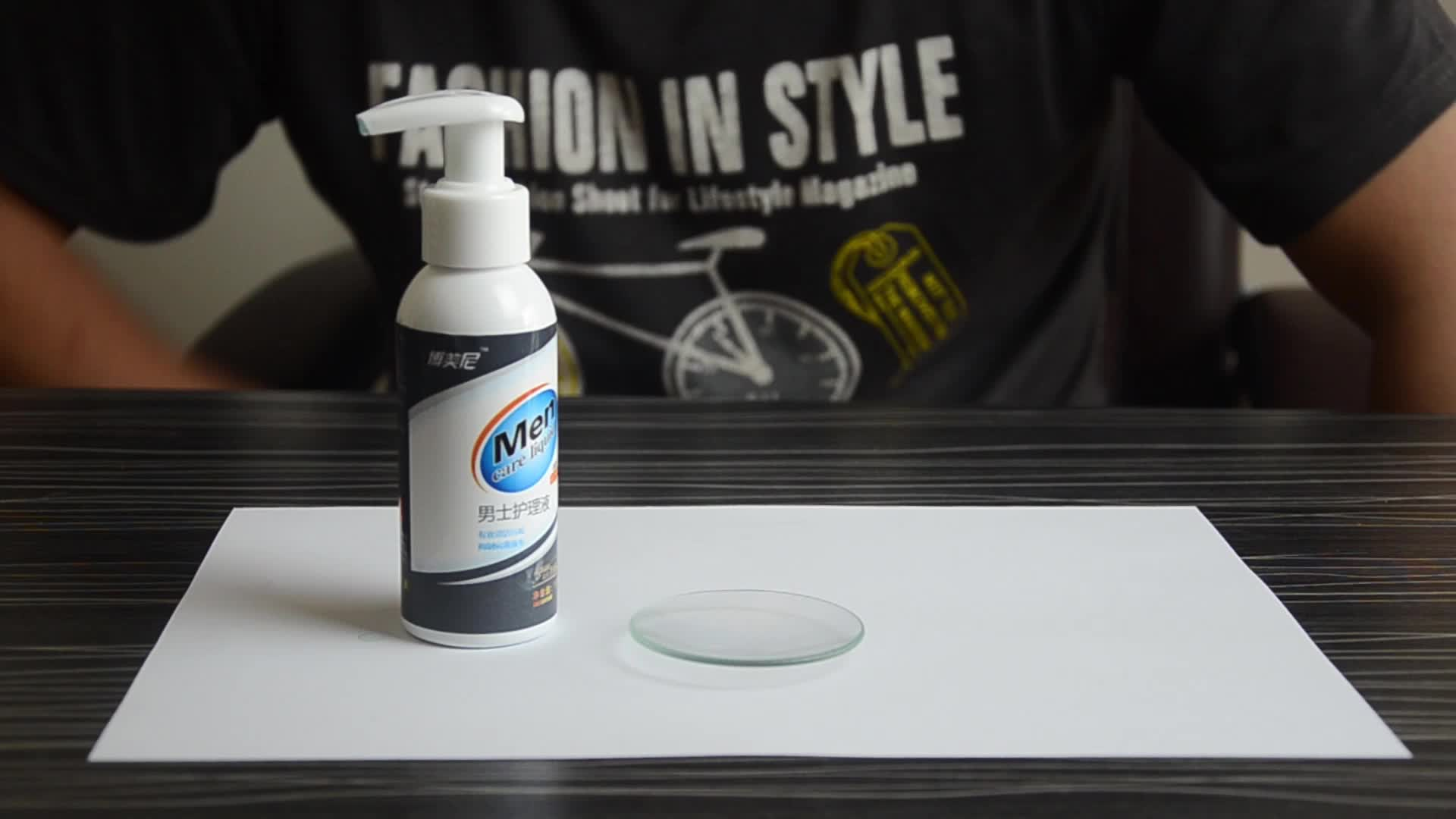 Uomo intimo di lavaggio Anti Batterico, Sapone di Trasporto e l'equilibrio del pH