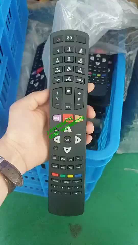 एलईडी टीवी आईआर नियंत्रण REMOTO स्मार्ट टीवी 3D AJV-146 एओसी स्मार्ट वसा एलसीडी