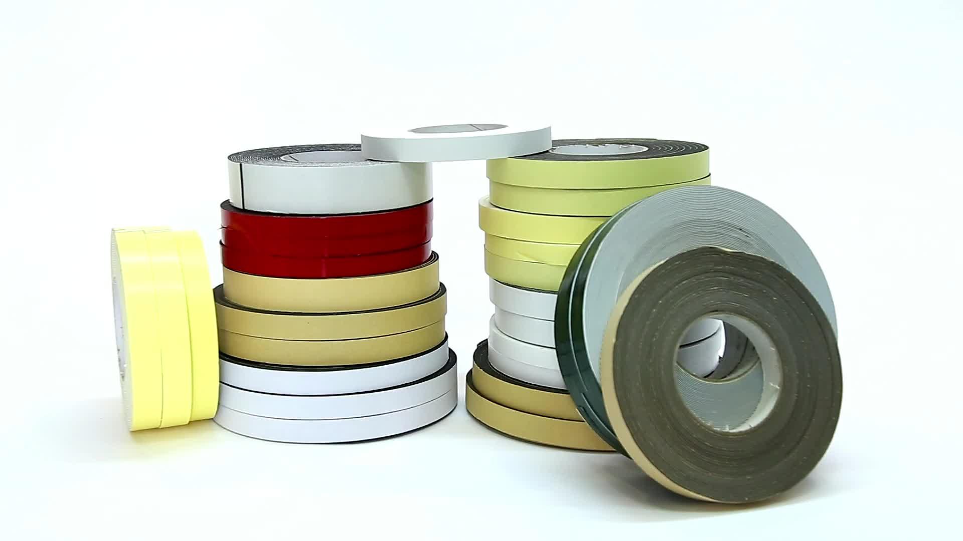Isolatie Fabriek Verwijderbare Roll Toets Lijm Dubbelzijdig Foam Grip Tape