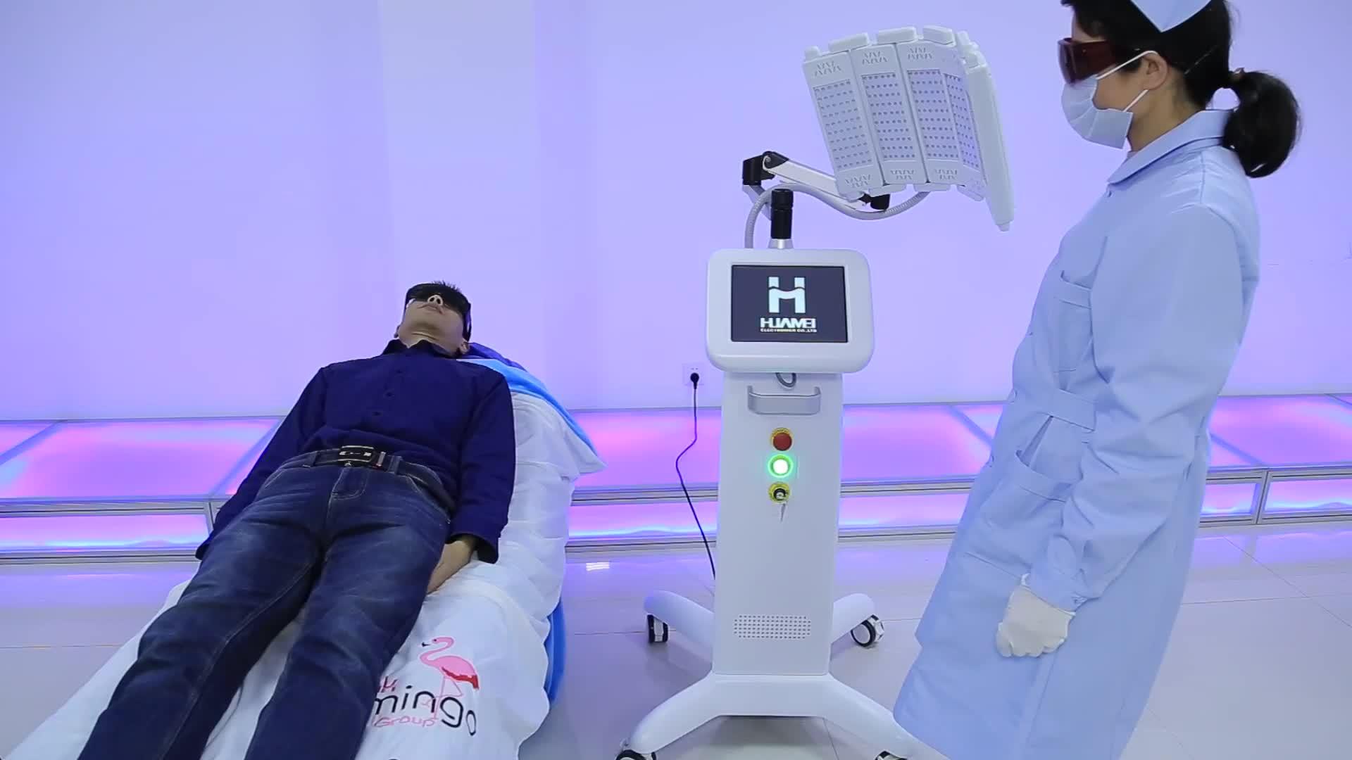 PDT LED מכונה טיפול פנים עור טיפול pdt Led טיפול באור אינפרא אדום לייזר סיליקון צהוב כחול מכונה Pdt