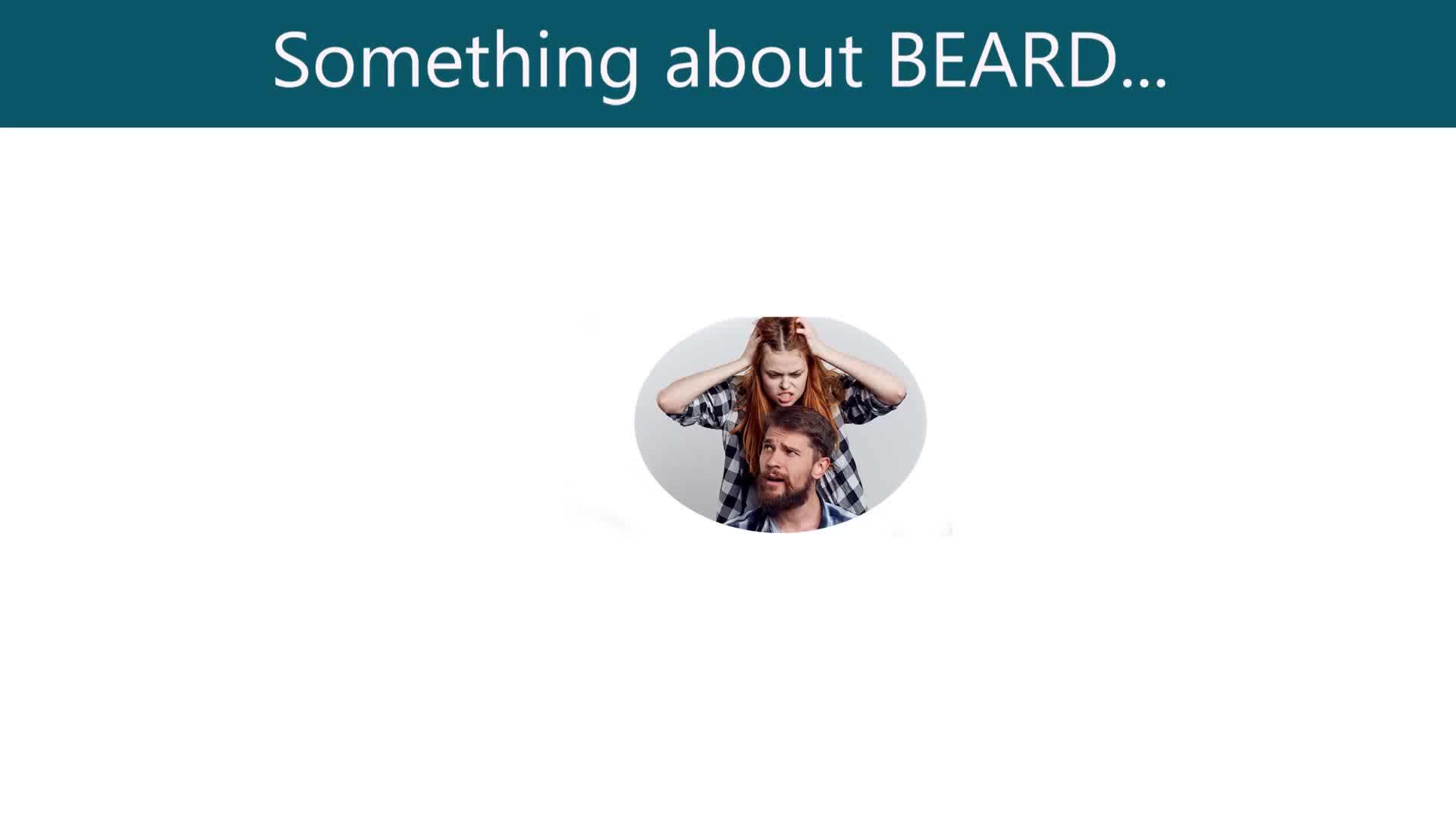 ร้อนขายผม Care ผลิตภัณฑ์สำหรับเคราสั้น Beard Moisturizer น้ำมันสำหรับผิวบอบบาง