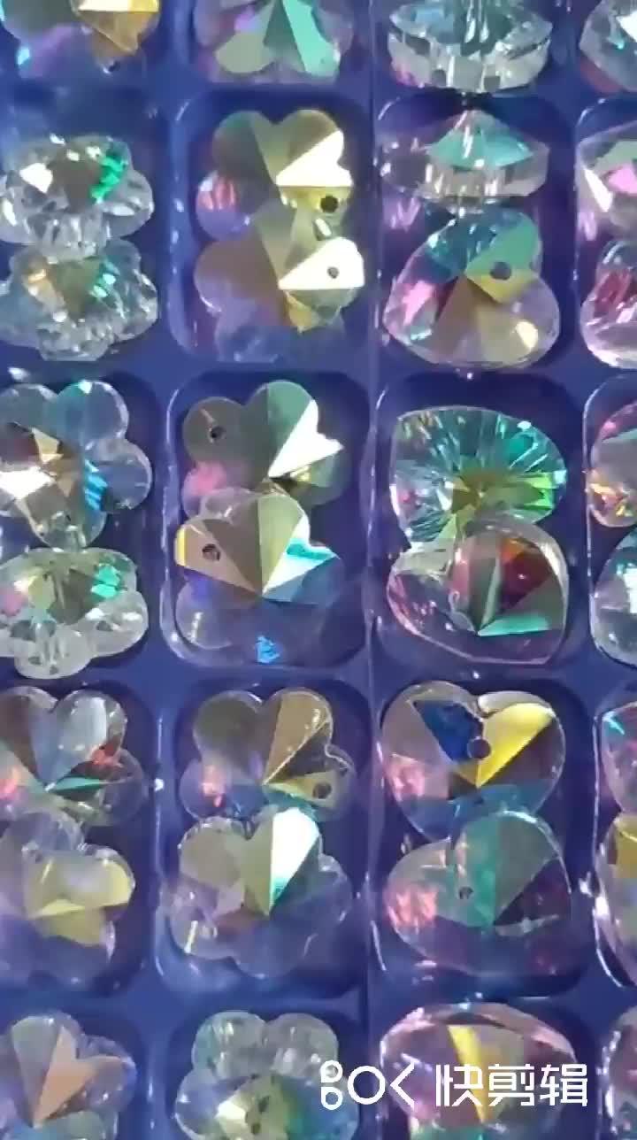 Collier pendentif en cristal de promotion des ventes bon marché