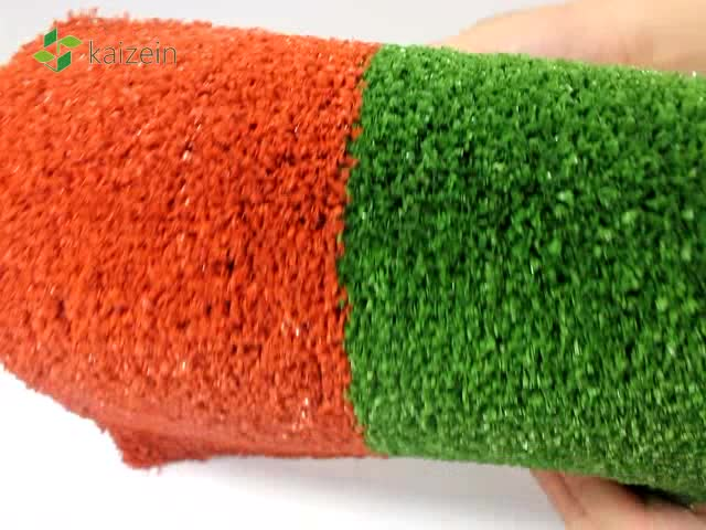 Red+Green 6600D Import Yarn Basketball Artificial turf grass
