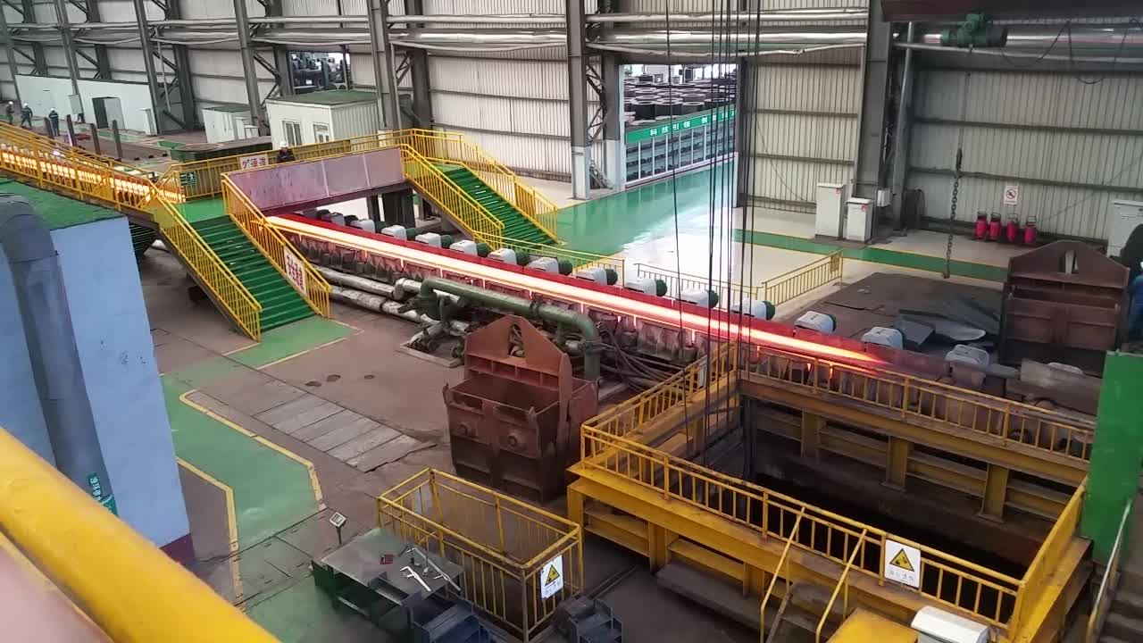Railway Heavy Steel Rail Section Steel Products in China Factory Price