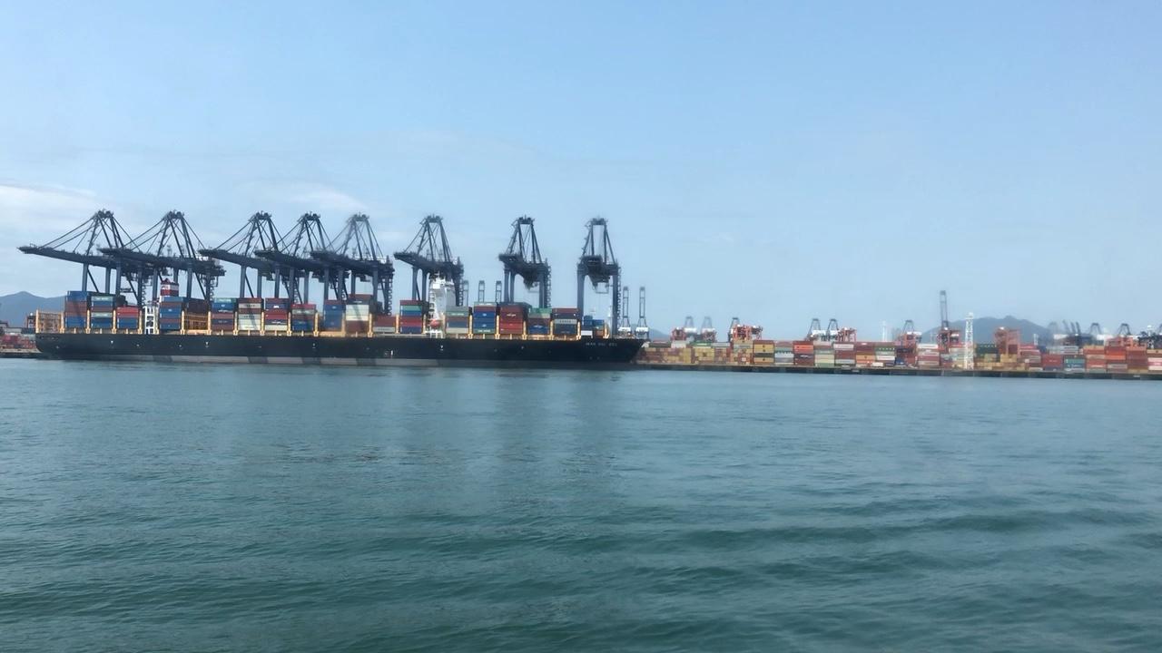 ningbo shanghai shenzhen guangzhou china to usa ocean sea freight forwarder